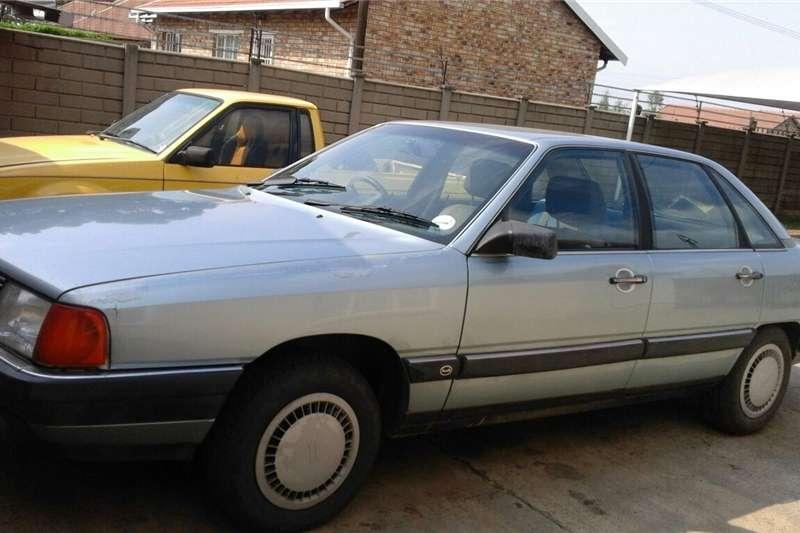 Audi A4 1.4TFSI 1988
