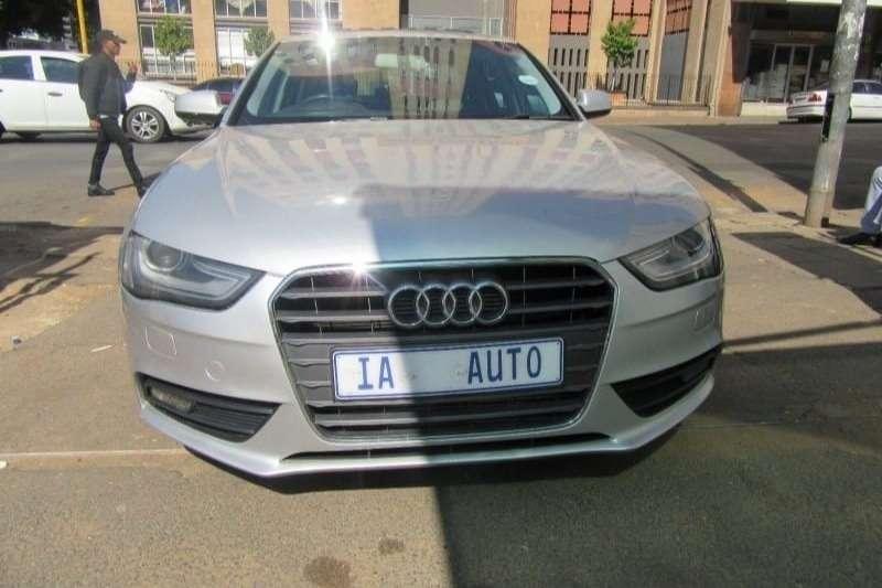 Audi A4 1.4TFSI 2013