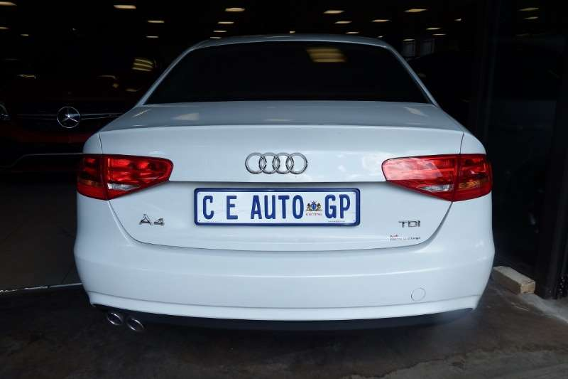 Audi A4 1.4TFSI 2014
