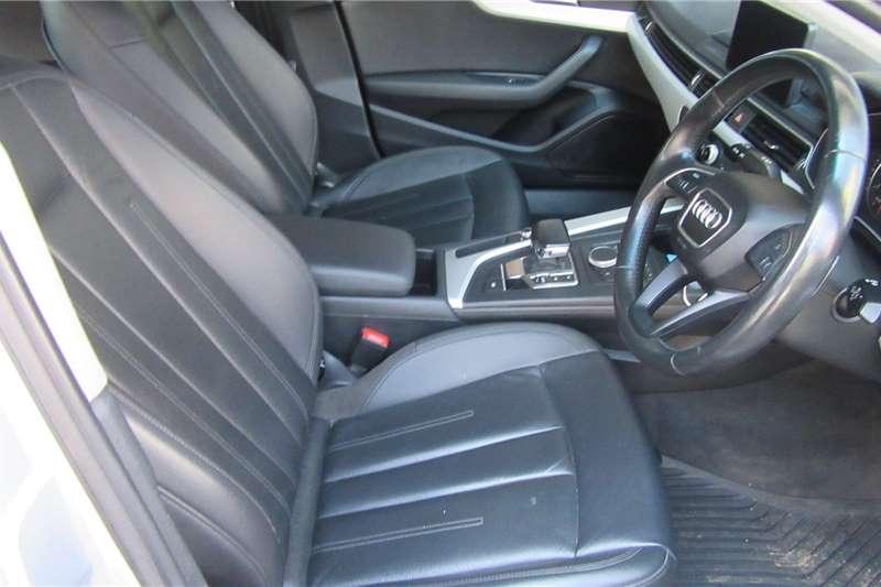 Audi A4 1.4TFSI 2016