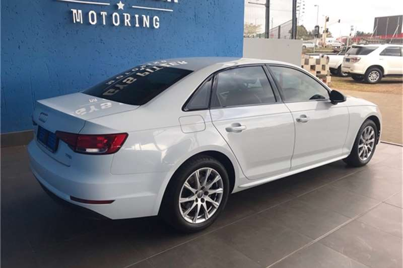 Audi A4 1.4TFSI 2017