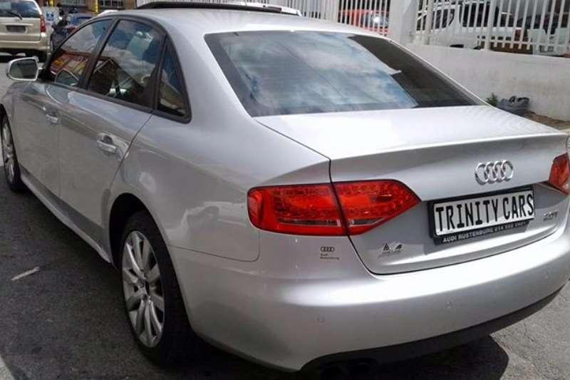 Audi A4 1.4TFSI auto 2011