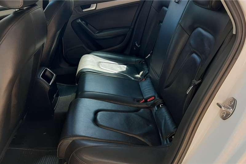 Audi A4 1.4TFSI auto 2012