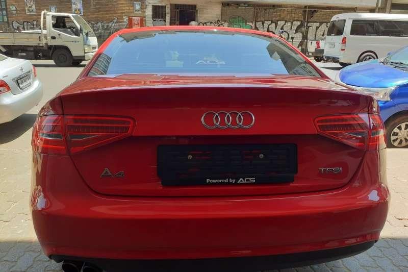Audi A4 1.4TFSI auto 2013