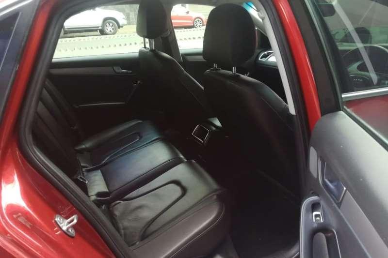 Audi A4 1.4TFSI auto 2014