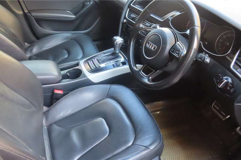 Audi A4 1.4TFSI auto 2015