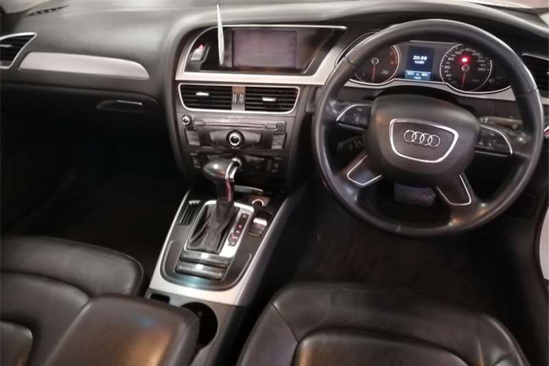 Used 2016 Audi A4 1.4TFSI auto