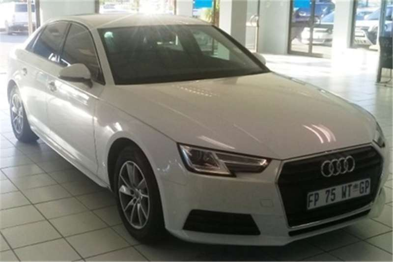 Audi A4 1.4TFSI auto 2017