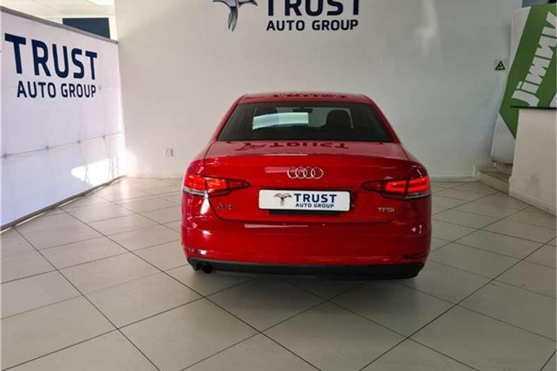2017 Audi A4 A4 1.4TFSI auto