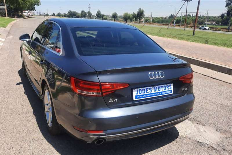 Used 2018 Audi A4 1.4TFSI auto
