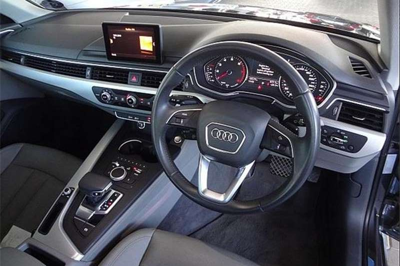 Audi A4 1.4TFSI Design 2016