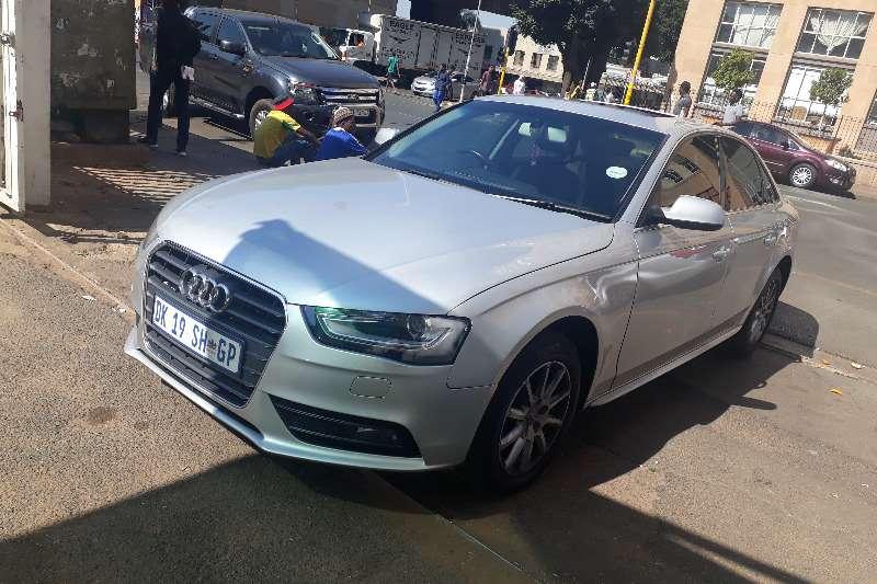 Audi A4 1.4TFSI Design line 2014