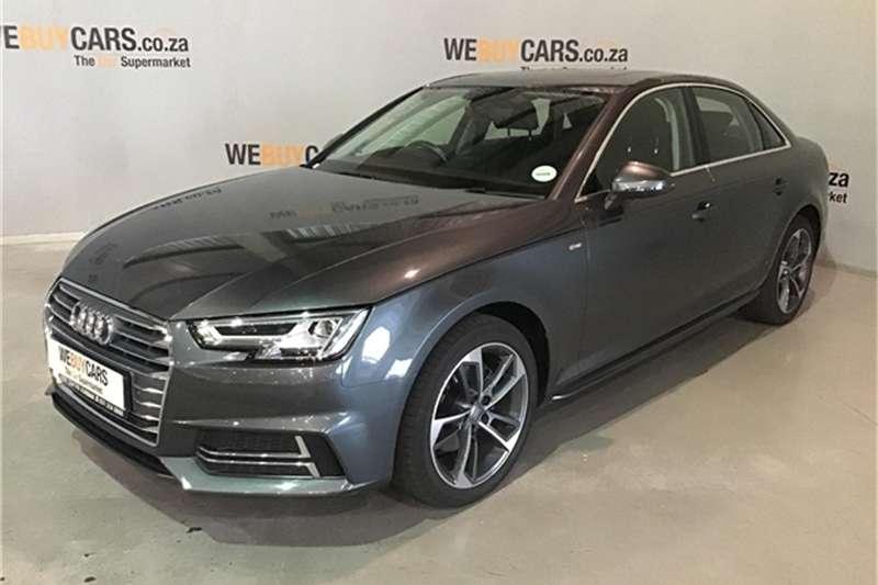 Audi A4 1.4TFSI Design line 2016
