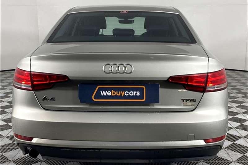 Used 2016 Audi A4 1.4TFSI Design line