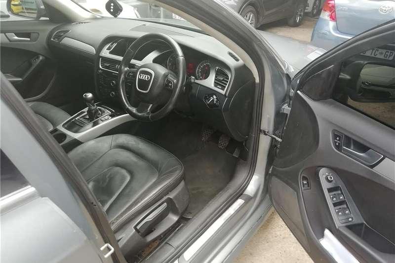 Audi A4 1.4TFSI sport 2011