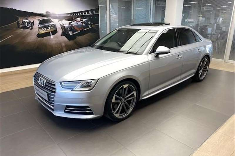 Audi A4 1.4TFSI Sport 2017