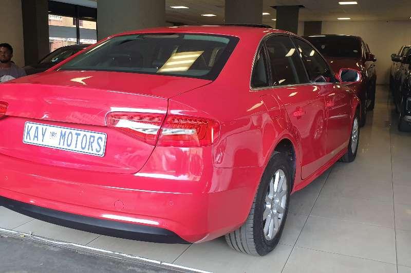 Audi A4 1.4TFSI Sport line 2016