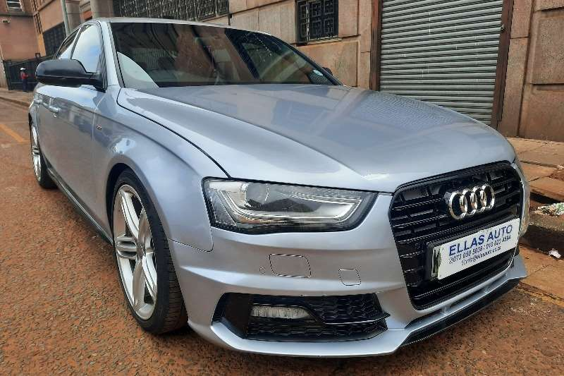 Used 2016 Audi A4 1.4TFSI Sport line
