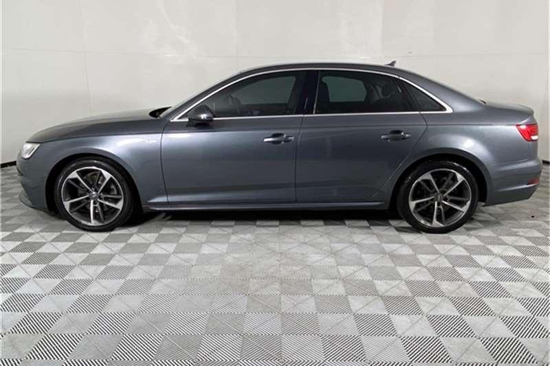 2016 Audi A4 A4 1.4TFSI Sport line