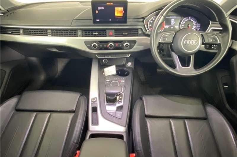 2018 Audi A4 A4 1.4TFSI Sport line