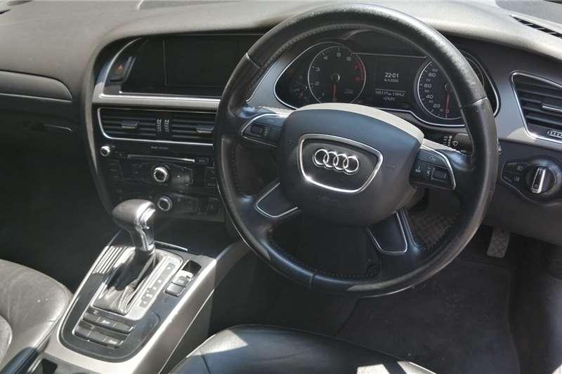 Audi A4 1.8 2012