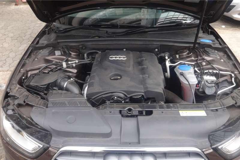 Audi A4 1.8 2014