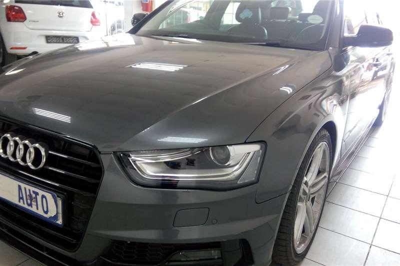 Audi A4 1.8 2015