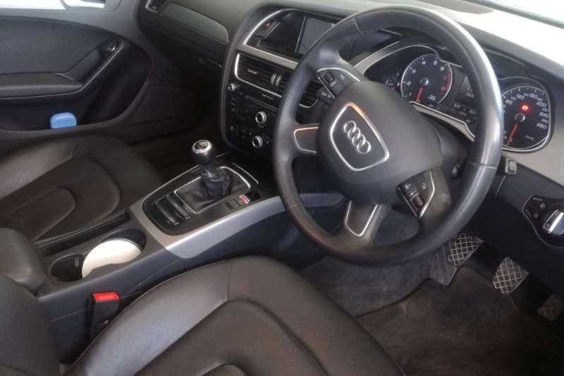 Audi A4 1.8 Manual 2013