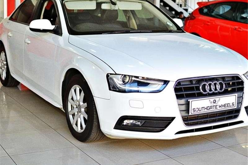 Audi A4 1.8 T 2013