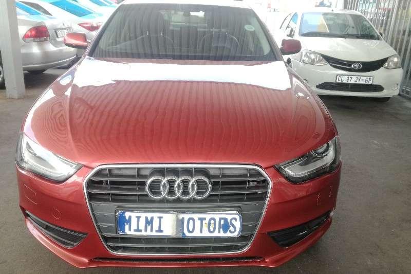 Audi A4 1.8 T 2014