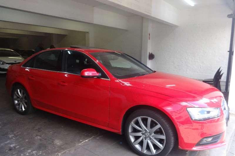 Audi A4 1.8 TFSI 2014