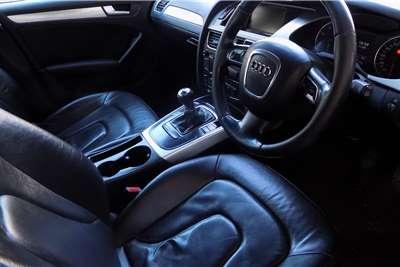 Audi A4 1.8 tfsi Manual 2009