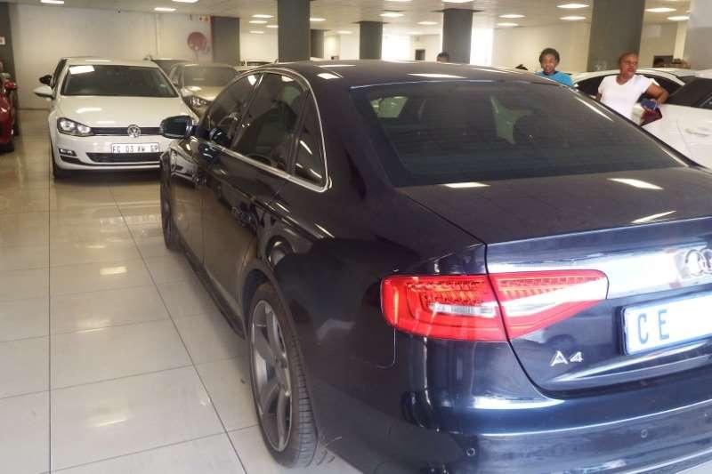 Audi A4 1.8 TFSI S Line auto 2014