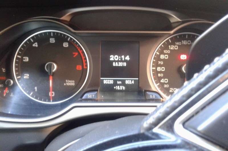 Audi A4 1.8 TFSI Sport line 2014