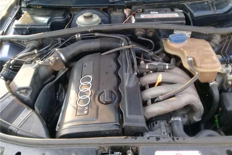 Audi A4 1.8T 1999