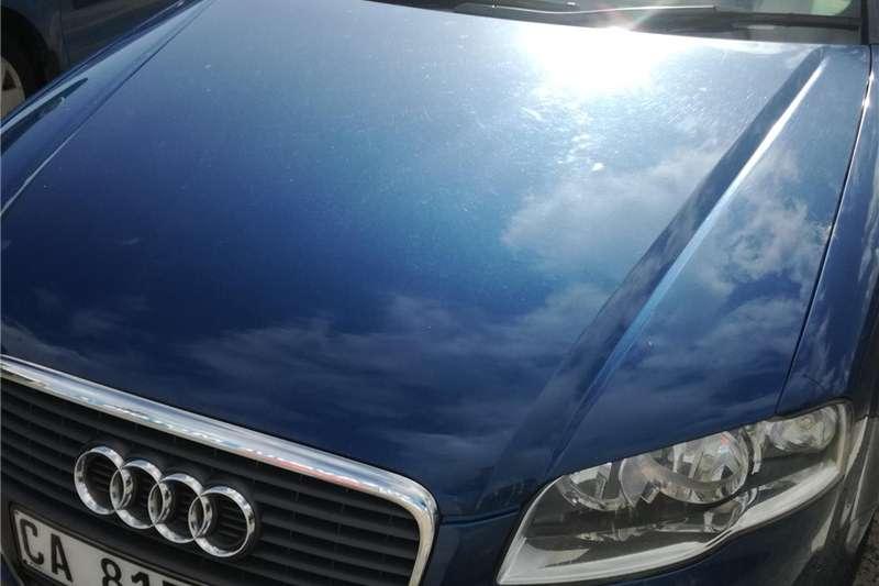 Audi A4 1.8T 2007