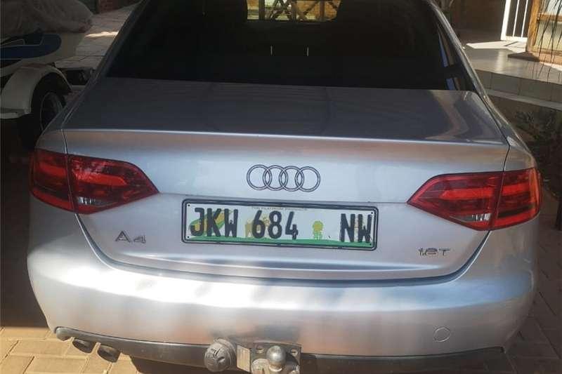 Audi A4 1.8T 2008