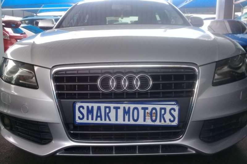 Audi A4 1.8T 2010