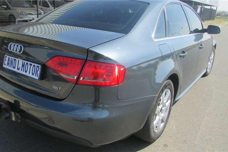 Used 2011 Audi A4 1.8T