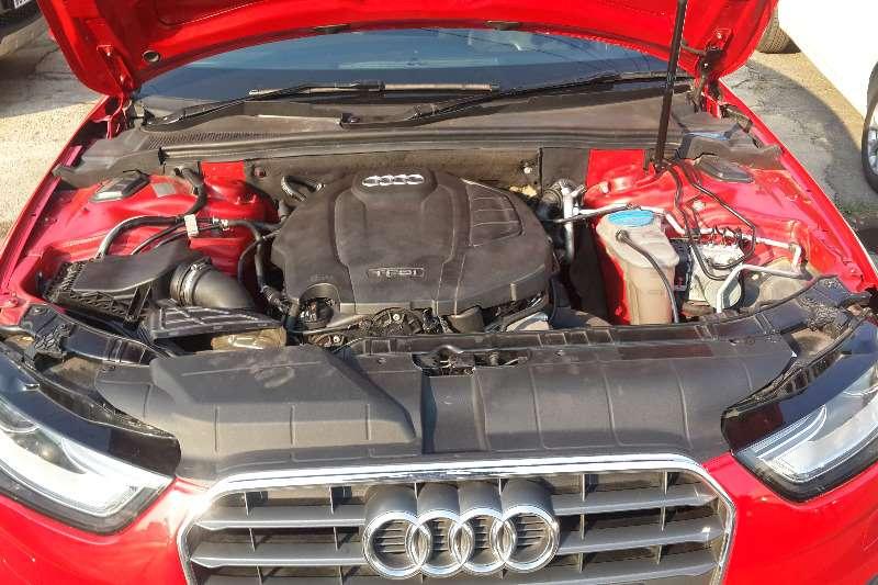 Audi A4 1.8T 2012