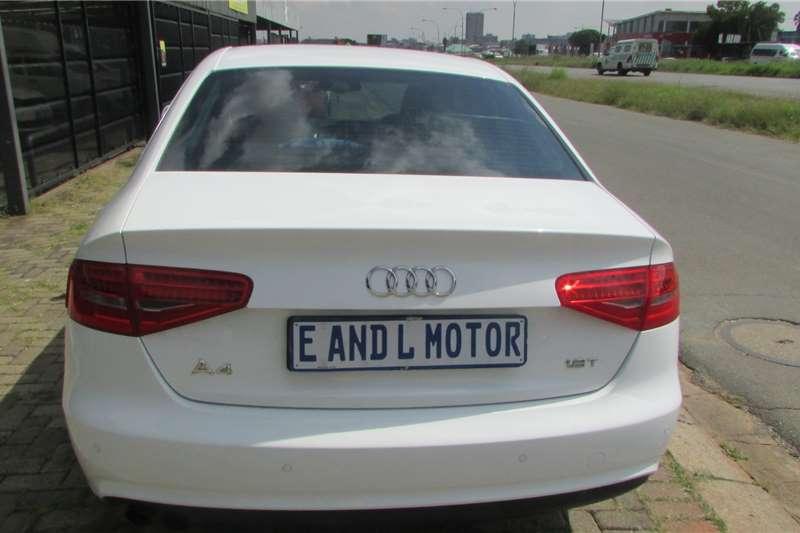 Used 2012 Audi A4 1.8T