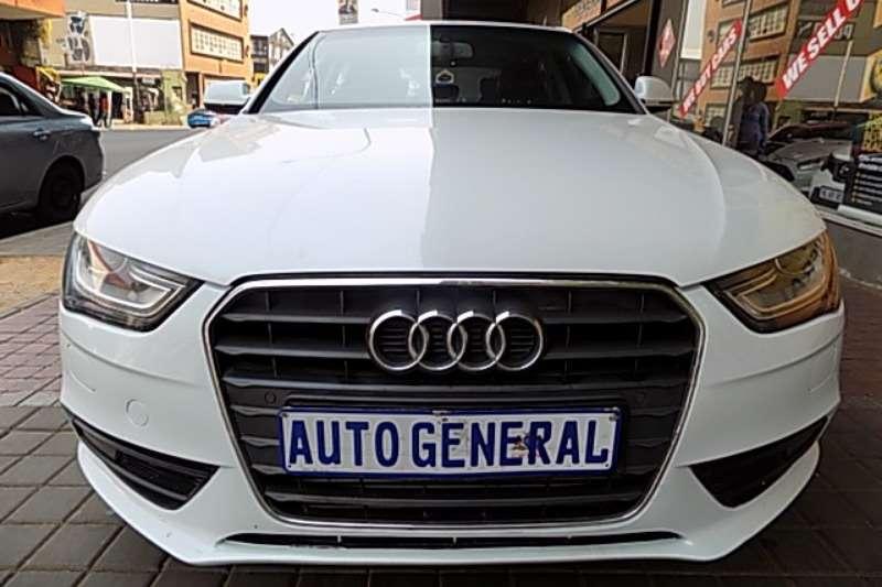 Audi A4 1.8T 2013