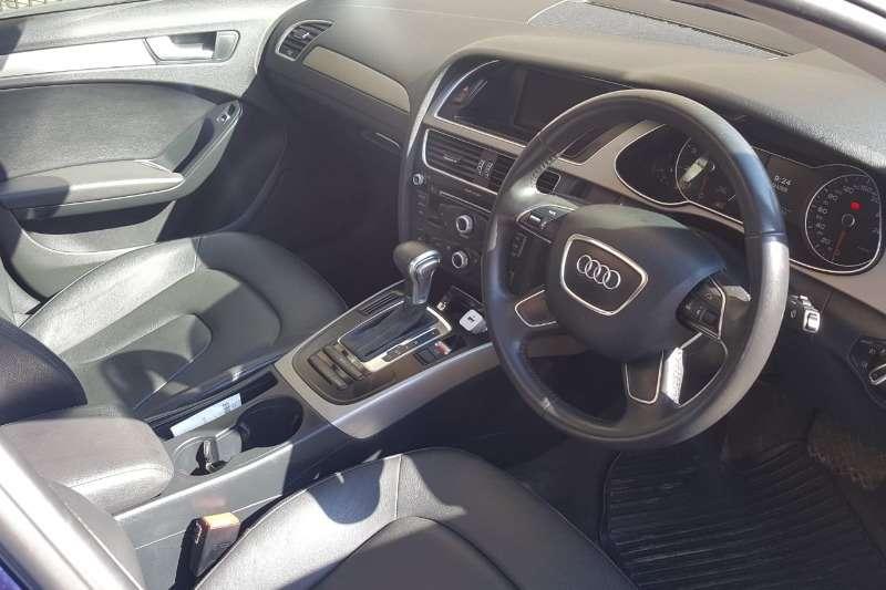 Used 2013 Audi A4 1.8T