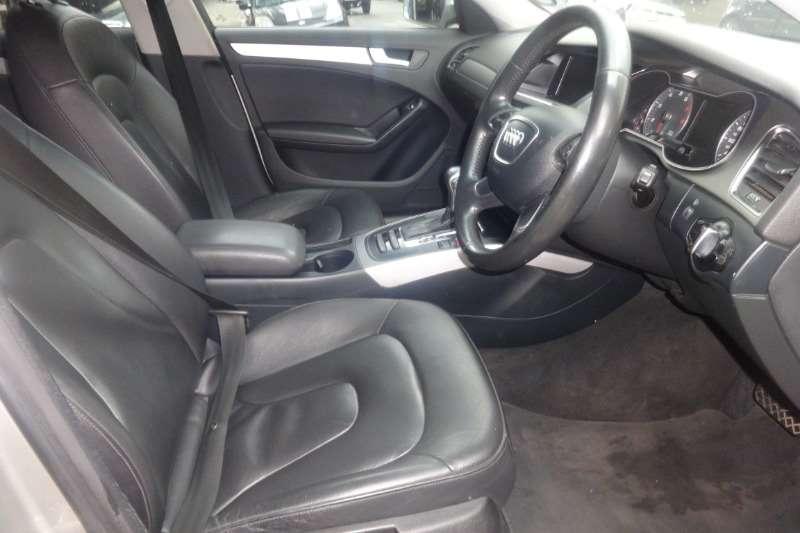 Audi A4 1.8T` 2014
