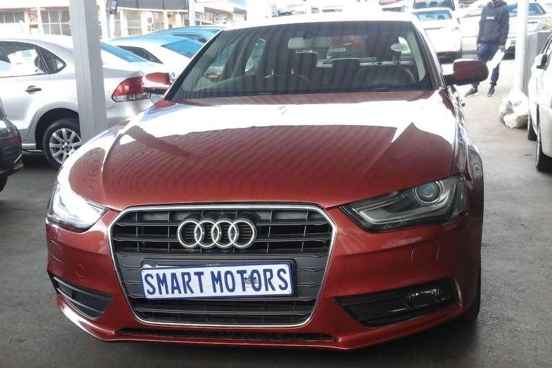 Audi A4 1.8T 2014