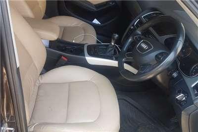 Audi A4 1.8T 2015