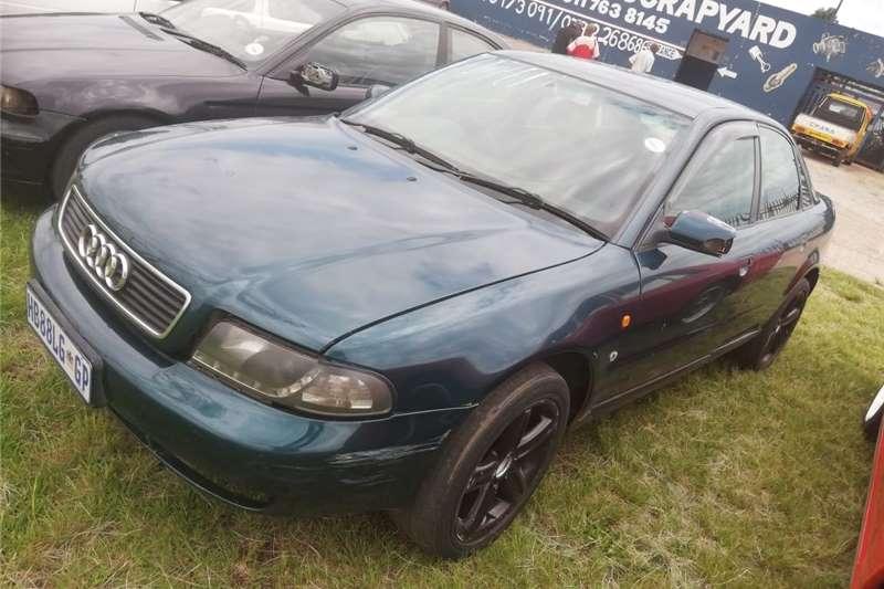 Audi A4 1.8T 88kW S 1997