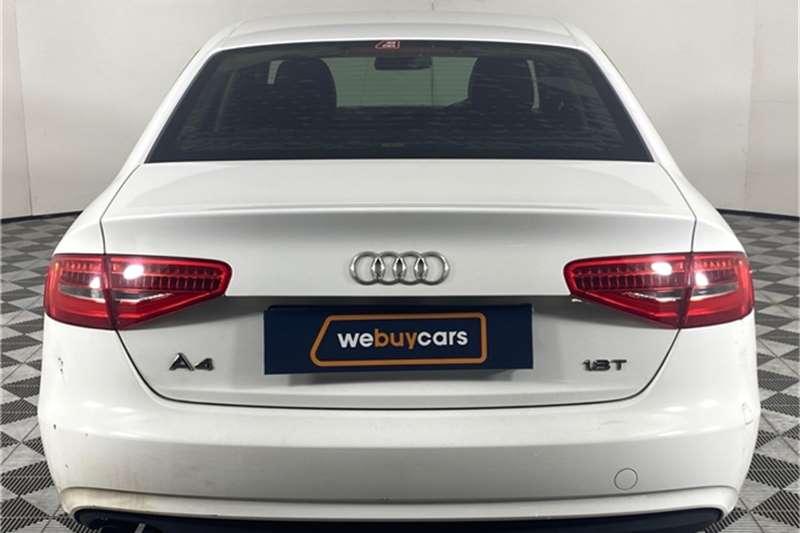 2012 Audi A4 A4 1.8T 88kW S