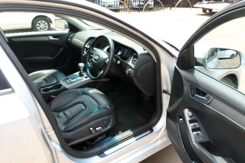 Audi A4 1.8T 88kW S 2013