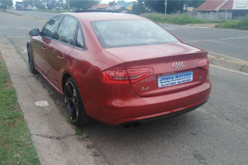 Used 2013 Audi A4 1.8T 88kW S